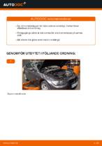 Så byter du de bakre bromsskivornas bromsbelägg på BMW E92