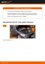 Hur man byter ut ett fjäderben fram på BMW E92