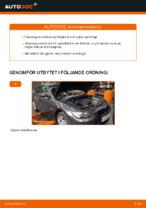 Så byter du främre bärfjädrar på BMW E92