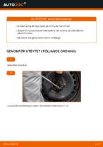 bilreservdelar TOYOTA Yaris Hatchback (_P1_) | PDF Manual för reparation