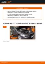 Jak wymienić klocki hamulcowe przedniego hamulca tarczowego w BMW E92