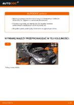 Jak wymienić klocki hamulcowe tylnego hamulca tarczowego w BMW E92
