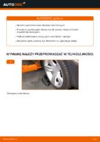 Samodzielna wymiana Końcówka drążka kierowniczego poprzecznego BMW - online instrukcje pdf