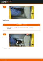 PDF instrukcja wymiany: Filtr przeciwpyłkowy TOYOTA