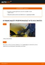 Zalecenia mechanika samochodowego dotyczącego tego, jak wymienić TOYOTA Toyota Yaris p1 1.4 D-4D (NLP10_) Pióro wycieraczki