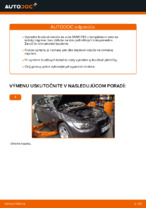 Ako vymeniť predné brzdové kotúče na BMW E92