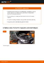Ako vymeniť zadné brzdové kotúče na BMW E92