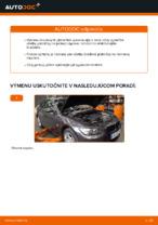 Ako vymeniť zadné brzdové platničky kotúčovej brzdy na BMW E92