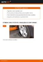Ako vymeniť čapy tiahla na BMW E92
