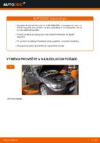 Jak vyměnit přední brzdové kotouče na BMW E92