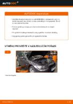Jak vyměnit zadní brzdové kotouče na BMW E92