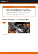 Jak vyměnit přední brzdové destičky kotoučové brzdy na BMW E92