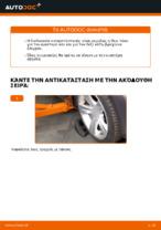 Πώς αντικαθιστούμε το κάτω ψαλίδι της μπροστινής ανεξάρτητης ανάρτησης σε BMW E92