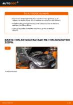 Μάθετε πώς να διορθώσετε το πρόβλημα του Τακάκια Φρένων εμπρος και πίσω BMW