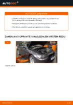 Kako zamenjati sprednje zavorne ploščice za kolutne zavore na BMW E92