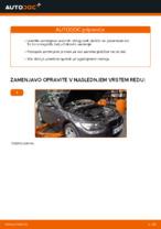Kako zamenjati zadnje zavorne ploščice za kolutne zavore na BMW E92