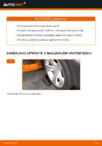 Kako zamenjati glave jarmovega droga na BMW E92
