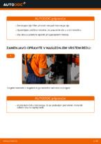 Kdaj zamenjati Oljni filter TOYOTA YARIS (SCP1_, NLP1_, NCP1_): pdf navodila