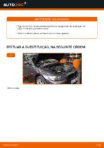 Como substituir um filtro de ar do motor em BMW E92