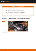 Como substituir o óleo do motor e um filtro de óleo em BMW E92