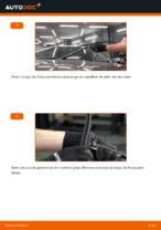 Como substituir as escovas do limpa para-brisa dianteiros em BMW E92