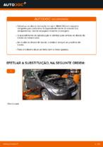 Como substituir os discos de travão dianteiros no BMW E92