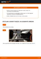 Como substituir molas de suspensão traseiras em BMW E92