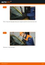 Recomendações do mecânico de automóveis sobre a substituição de TOYOTA Toyota Yaris p1 1.4 D-4D (NLP10_) Filtro do Habitáculo