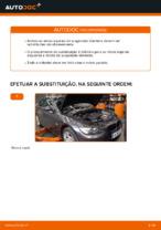 Como substituir molas de suspensão dianteiras em BMW E92
