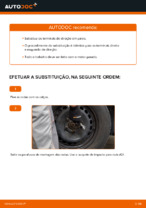 Recomendações do mecânico de automóveis sobre a substituição de TOYOTA Toyota Yaris p1 1.4 D-4D (NLP10_) Tambor de Travão