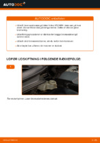 autoreservedele VOLVO XC60 | PDF Guide til reparation