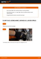 Kuidas asendada BMW E92 esimest stabilisaatoriühendust