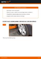 Kuidas asendada BMW E92 roolilati otsi