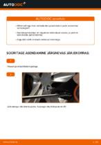Kuidas vahetada tagumisis suspensiooni vedrusid BMW E92