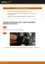 BMW Stabistange hinten links wechseln - Online-Handbuch PDF