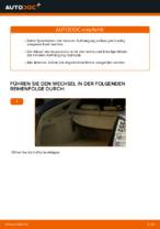 Wie Sie die hinteren Fahrwerksfedern am Toyota Prius 2 ersetzen