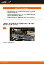 Wie Sie die vorderen Fahrwerksfedern am Toyota Prius 2 ersetzen