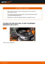 Tipps von Automechanikern zum Wechsel von BMW BMW E92 320d 2.0 Spurstangenkopf