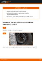 Auswechseln Spurgelenk TOYOTA YARIS: PDF kostenlos