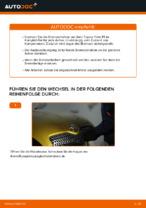 TOYOTA YARIS Handbuch zur Fehlerbehebung
