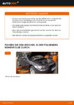 Wie der Austausch der vorderen Bremsscheiben bei einem BMW E92 funktioniert