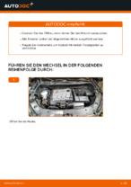 VW TOURAN Anleitung zur Fehlerbehebung