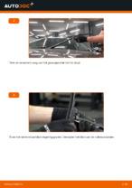 Hoe de voorste wisserbladen van eenBMW E92 vervangen
