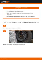 Stuurkogel vervangen: pdf instructies voor TOYOTA YARIS