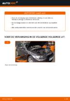 Hoe de achterste remblokken van schijfremmen vervangen op BMW E92