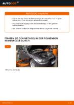 Bremsbeläge erneuern BMW 3 SERIES: Werkstatthandbücher