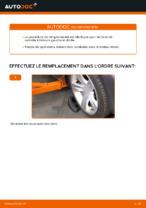 Comment remplacer l'arbre inférieur de la suspension indépendante avant sur une BMW E92