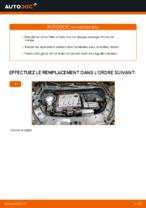 Comment remplacer l'huile moteur et un filtre à huile sur une VOLKSWAGEN TOURAN I (1T3)