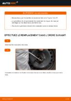 Notre guide PDF gratuit vous aidera à résoudre vos problèmes de TOYOTA Toyota Yaris p1 1.4 D-4D (NLP10_) Bras de Suspension