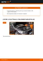 Hvordan man udskifter motorens luftfilter på BMW E92